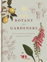 The front cover of RHS Botany For Gardeners